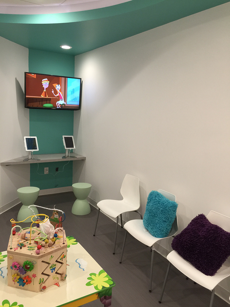 Office photo for Pediatric dentist Dr. Sue Hwang in Jackson Heights, NY